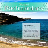 Play & Download Sergei Rachmaninov: Symphony No.1 in D Minor, Op. 13; Piano Concerto No.1 in F-Sharp Minor, Op. 1; Rhapsody on a Theme by Paganini op. 43 (no. 18) by Various Artists | Napster