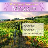 Play & Download Wolfgang Amadeus Mozart: Divertimento No.1 in D Major, K.136; Divertimento No.17 in D Major, K.334; Rondo No.1 in D Major, K.485 by Various Artists | Napster