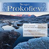 Sergei Prokofiev: Romeo and Juliet, Suite No.2 from the ballet, Op. 64b; Chout, ballet suite, Op. 21; Igor Stravinsky: Pulcinella Suite by Various Artists