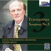 Tchaikovsky : Symphony NO.3 ''Polish'' by Zdenek Macal