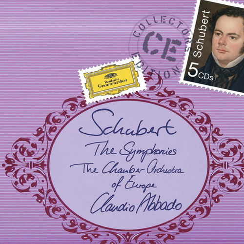 Schubert: The Symphonies by Chamber Orchestra of Europe