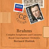 Brahms: Complete Symphonies & Concertos by Various Artists