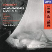 Zemlinsky: Lyrische Symphonie/Sinfonische Gesänge by Various Artists