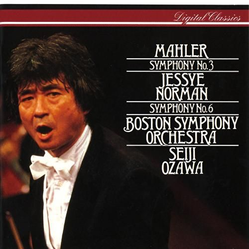 Mahler: Symphonies Nos 3 & 6 by Various Artists