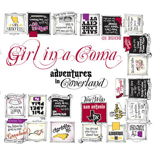 Play & Download Adventures in Coverland by Girl In A Coma | Napster