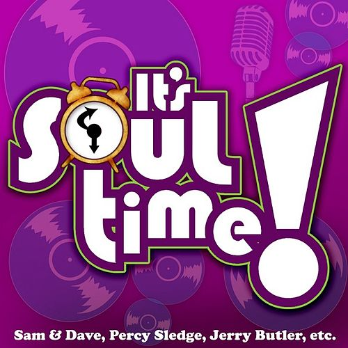 It's Soul Time! by Various Artists