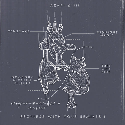 Reckless With Your Remix 01 by Azari & III