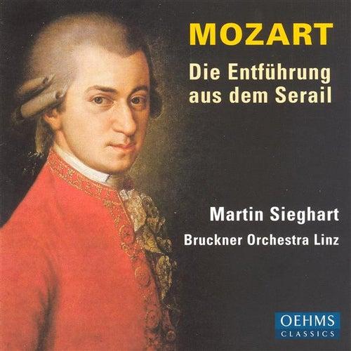 Mozart: Entfuhrung Aus Dem Serail (Die) by Various Artists