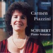 Schubert: Piano Sonatas Nos. 13 and 20 by Carmen Piazzini