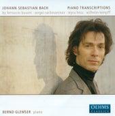 Play & Download Bach, J.S.: Piano Transcriptions by Busoni, Rachmaninov, Kempff and Hess by Bernd Glemser | Napster