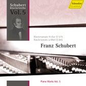 Schubert: Piano Works, Vol. 5 by Gerhard Oppitz