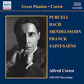 Alfred Cortot: 1929-1937 Recordings by Alfred Cortot