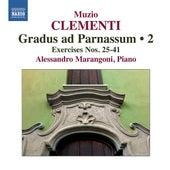Clementi: Gradus ad Parnassum, Vol. 2 (Nos. 25-41) by Alessandro Marangoni