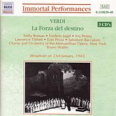 Play & Download Verdi : La Forza Del Destino by Various Artists | Napster