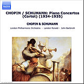 Play & Download Chopin / Schumann: Piano Concertos (Cortot) (1934-1935) by Various Artists | Napster