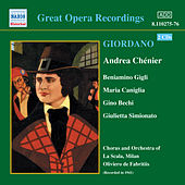 Giordano: Andrea Chenier (Gigli, Caniglia) (1931) by Various Artists