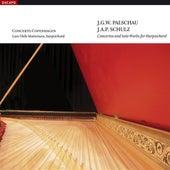 Play & Download Palschau / Schulz: Harpsichord Concertos by Lars Ulrik Mortensen | Napster