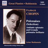 Play & Download Chopin: Polonaises (Selection) (Rubinstein) (1934-1935) by Arthur Rubinstein | Napster