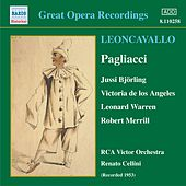 Leoncavallo: Pagliacci (Bjorling / Angeles) (1953) by Various Artists