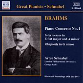 Play & Download Brahms: Piano Concerto No. 1 (Schnabel) (1938) by Various Artists | Napster