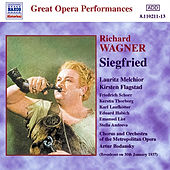 Wagner, R.: Siegfried (Metropolitan Opera) (1937) by Various Artists