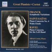 Play & Download Saint-Saens / Ravel: Piano Concertos (Cortot) (1931, 1939) by Various Artists | Napster