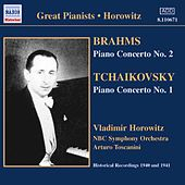 Play & Download Brahms / Tchaikovsky: Piano Concertos (Horowitz) (1940-1941) by Various Artists | Napster
