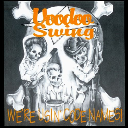 Play & Download We're Usin' Code Names by Voodoo Swing | Napster