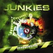 Play & Download Degeneráció by Junkies | Napster