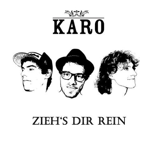 Zieh's Dir rein by Karo