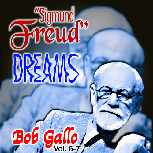Sigmund Freud by Bob Gallo