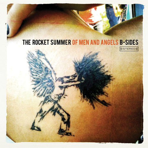 Play & Download Of Men And Angels: B-Sides by The Rocket Summer | Napster