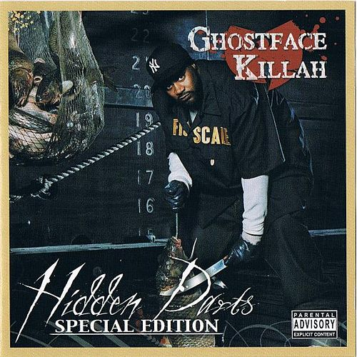 Hidden Darts Special Edition by Ghostface Killah