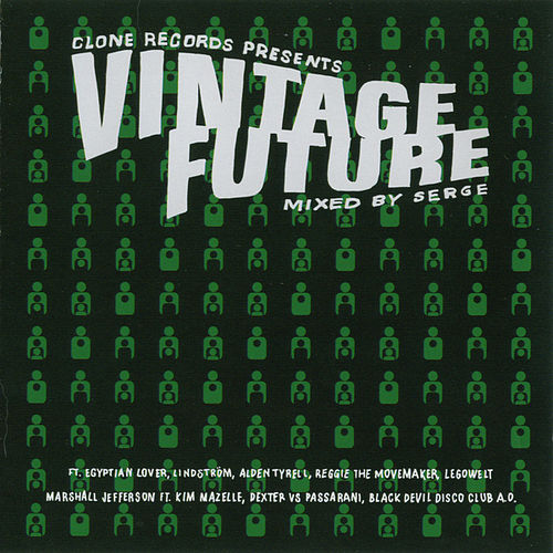 Vintage Future by Various Artists