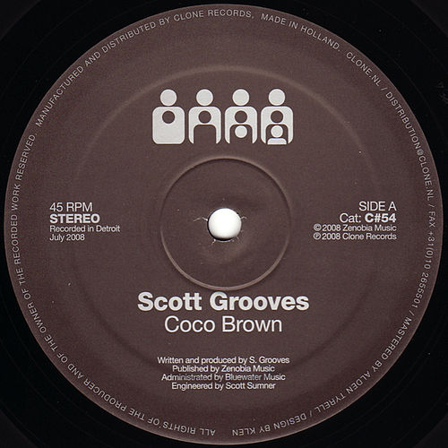 Play & Download Coco Brown / La Riddum by Scott Grooves | Napster