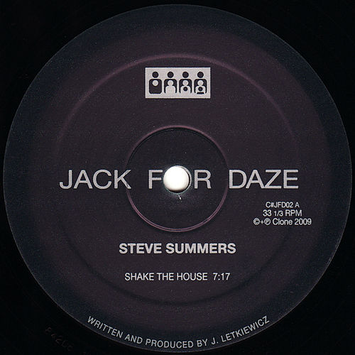 Play & Download Shake the House by Steve Summers | Napster