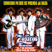 Play & Download Corridos Pa' Que Se Prenda La Raza by Los Zafiros del Norte | Napster