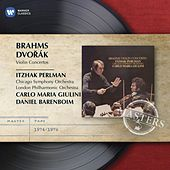 Play & Download Brahms: Violin Concerto by Itzhak Perlman | Napster