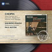 Play & Download Chopin: Piano Concerto No.1 by Maurizio Pollini | Napster