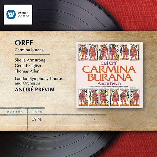 Play & Download Orff: Carmina Burana by St. Clement Danes School Boys' Choir | Napster