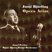 Jussy Bjorling: Opera Arias, [1951 - 1957] by Jussi Björling