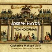 Organ Concertos by Ton Koopman