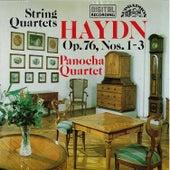 Play & Download Haydn: String Quartets No. 1,2 & 3 by Panocha Quartet | Napster