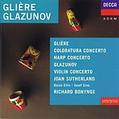 Play & Download Glière/Glazunov etc: Harp Concerto/Concerto for Coloratura Soprano etc by Various Artists | Napster