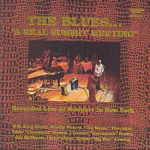 Play & Download The Blues... A Real Summit Meeting by Various Artists | Napster