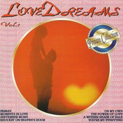 Love Dreams, Vol. 1 by Various Artists