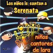 Los niños le cantan a Serenata de Niños Cantores de Lara
