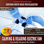 Play & Download Calming and Relaxing Electric Fan (Especially Designed For Babies) by Soothing White Noise for Relaxation | Napster