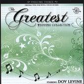 The Greatest Wedding Album, Vol. 3 - starring Dov Levine by Dov Levine