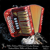 Folklore Traditionnel Québécois à l'Accordéon Diatonique(Vol2) / Traditional Quebec Folklore with diatonic Accordion(Vol2) by Suzie Gagnon